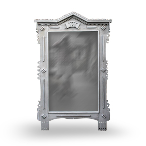 PORTAL Karl наличник-зеркало.