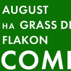 GRASS DESIGN WEEK