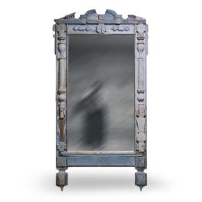 PORTAL Sky grey наличник-зеркало.