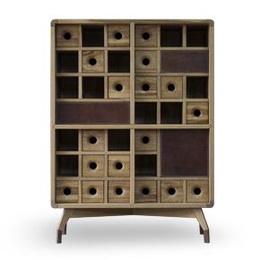 PEDRO cabinet.